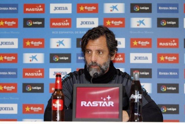 Espanyol Quique Sánchez Flores