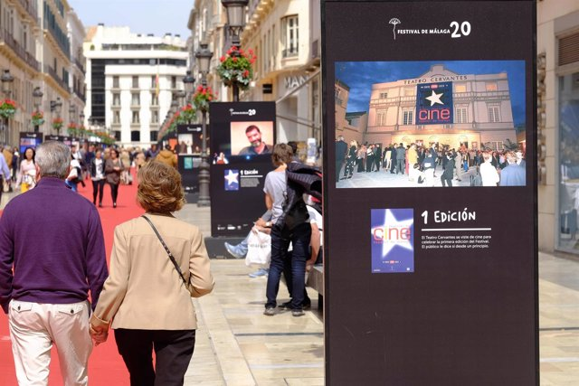 Málaga, Festival, alfombra roja, cine