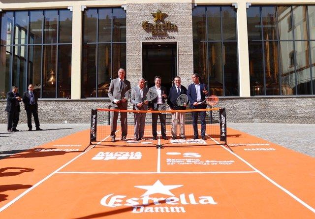 Barcelona Open Banc Sabadell-65º Trofeo Conde de Godó y el Mutua Madrid Open
