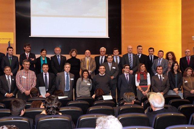 Presentación De Los Proyectos Clima 2014