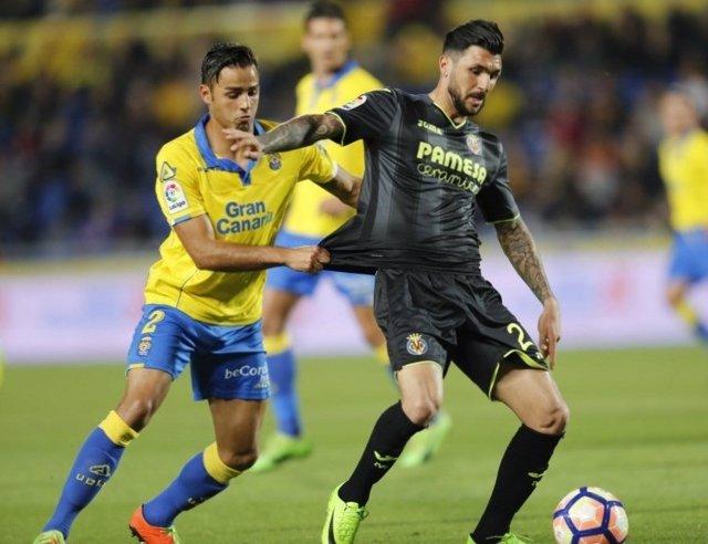 El Villarreal y Las Palmas se miden en Gran Canaria