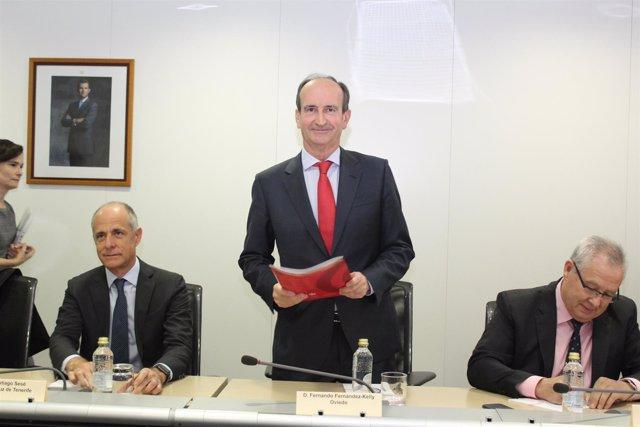 Reunión de Cámaras de Comercio de España.