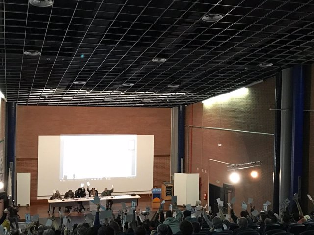 Votaciones Anova plenario en la III Asamblea Nacional