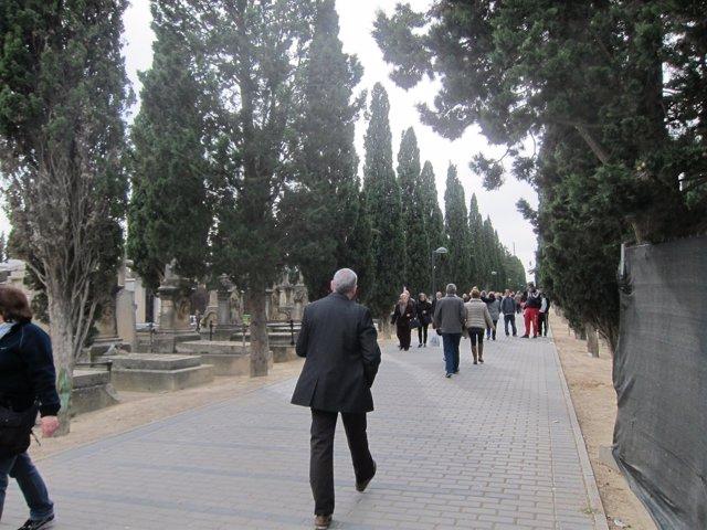 Cementerio de Torrero (Zaragoza).
