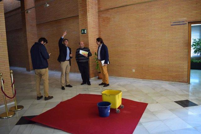 Cs reclamará 450.000 euros para restaurar el Teatro Apolo de Almería