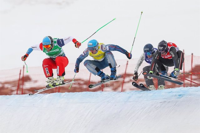 El sueco Victor Oehling, campeón del mundo de skicross