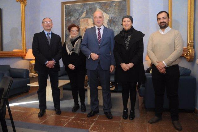 Acuerdo de la Diputación de Córdoba con Doña Mencía y Cañete de las Torres