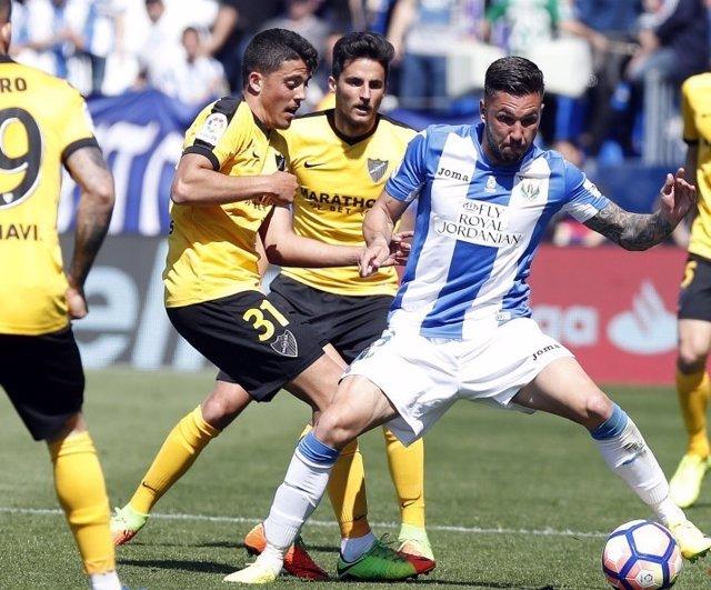 Leganés Málaga
