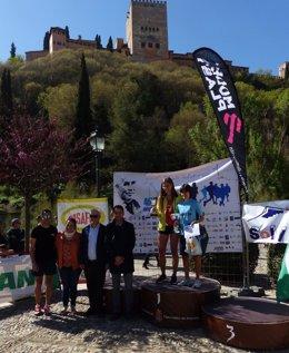 Entrega de premios de carrera solidaria Andrés Manjón