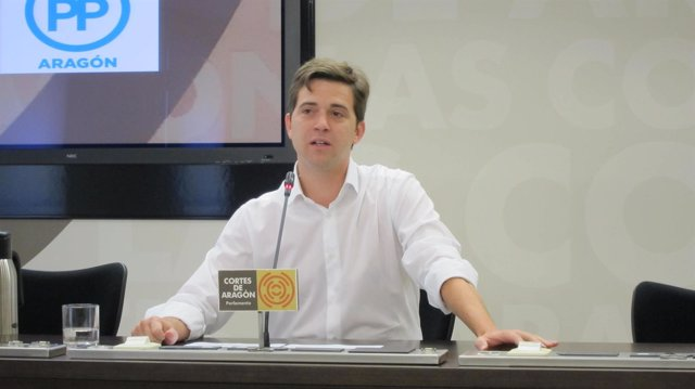 Ramón Celma, diputado del PP