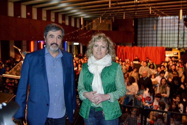 Presentación del programa PROVOCA en Escenario Santander