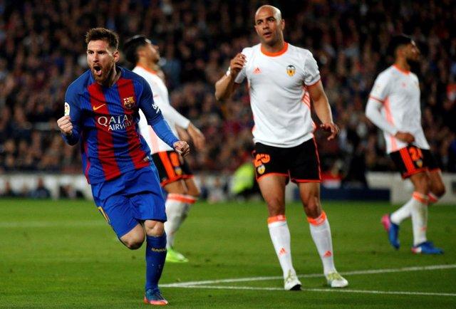 FC Barcelona - Valencia CF