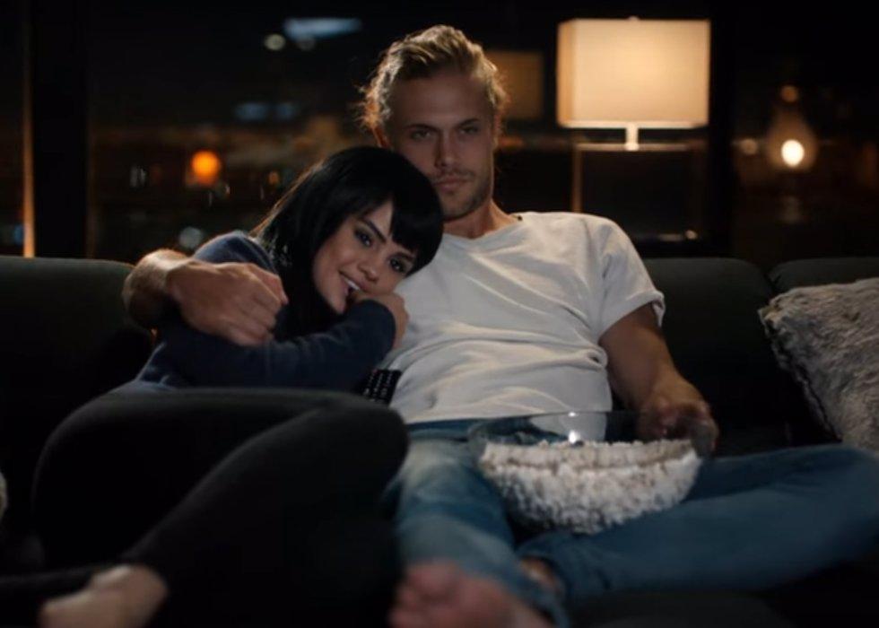 Fotograma videoclip 'Hands To Myself' de Selena Gómez/ Youtube