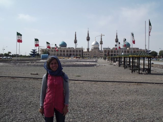 Turista Irán