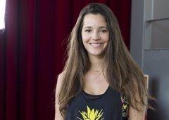 Malena Costa no deja de practicar deporte por estar...
