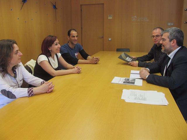Imagen del encuentro