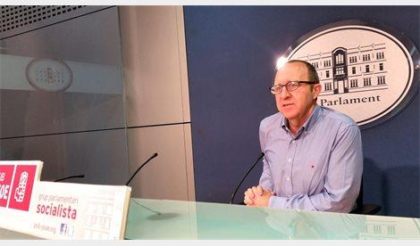 PSIB pide al Govern que siga negociando con los trabajadores de SFM para poder restablecer las frecuencias