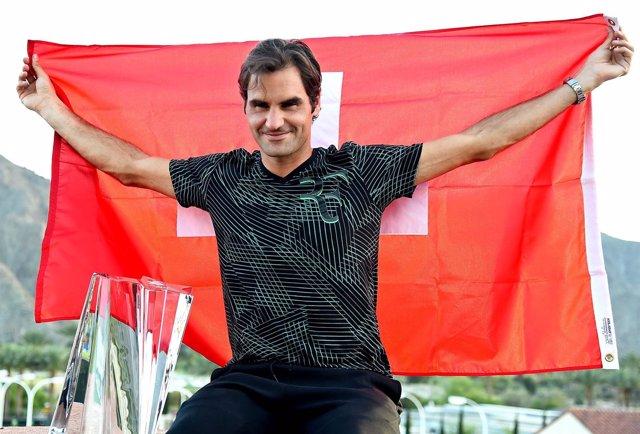 Indian Wells Roger Federer