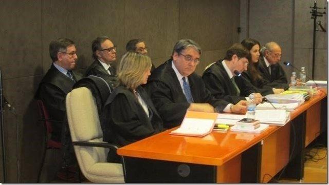 Inicio del juicio por el caso Kutxabank