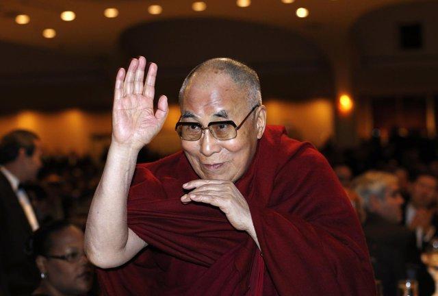 El Dalai Lama asiste al Desayuno de la Oración en Washington