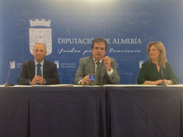 Los actos del Día Contra el Cáncer de Cérvix se han presentado en Diputación.