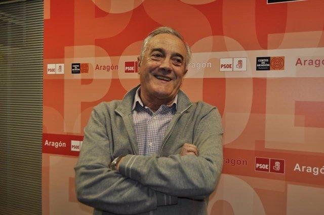 El portavoz del PSOE, Javier Sada