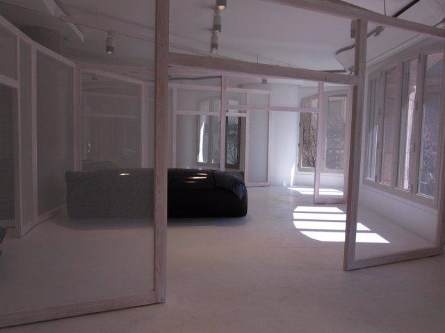 Espacio 'Zoòtrop' de la exposición 'Frederic Amat