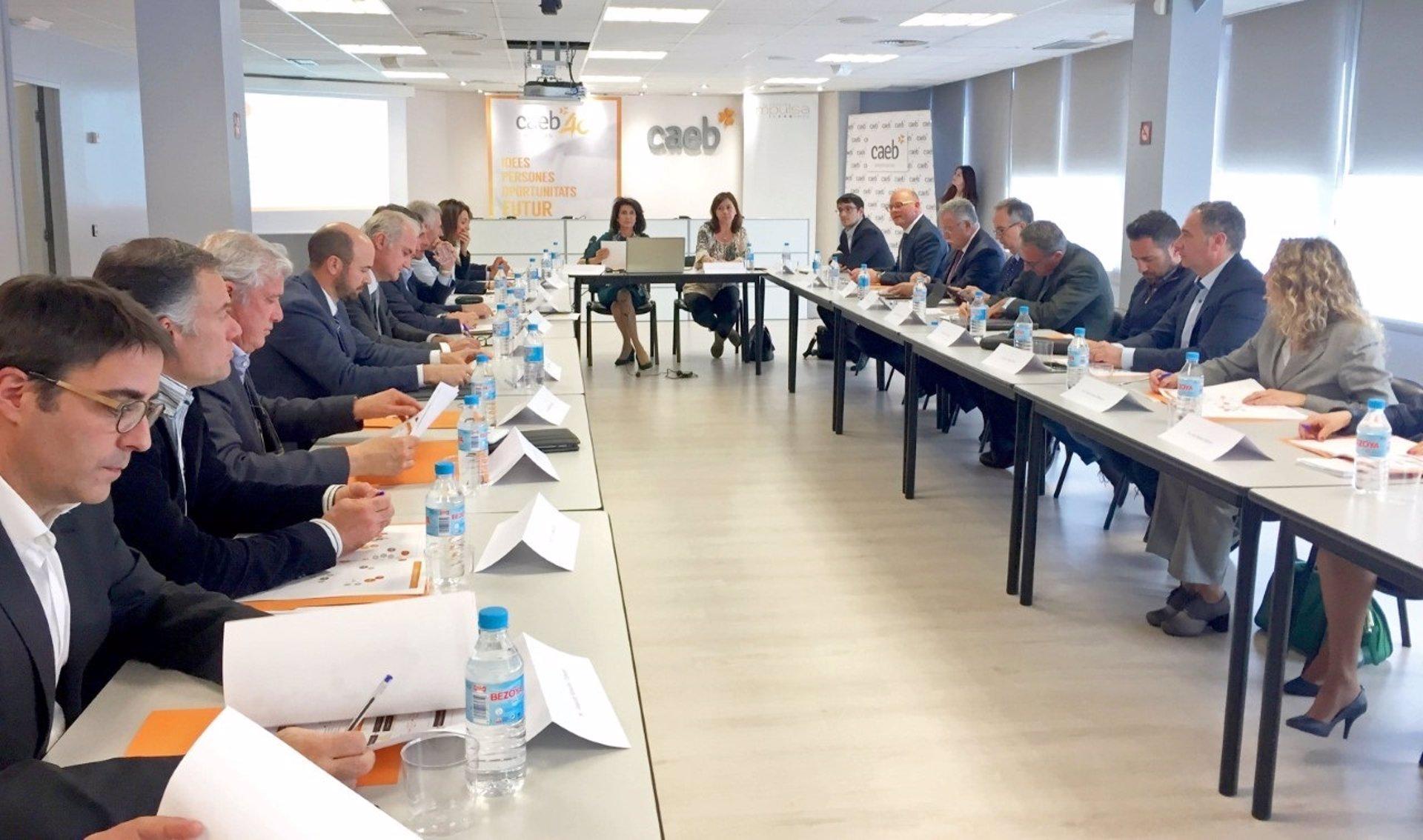 Impulsa Balears celebra la primera sesión ordinaria del año con la renovación de sus primeros patronos