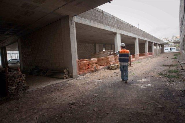 Obras del Hospital del Sur