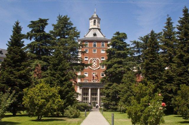 Edificio de Rectorado de la Universidad Complutense