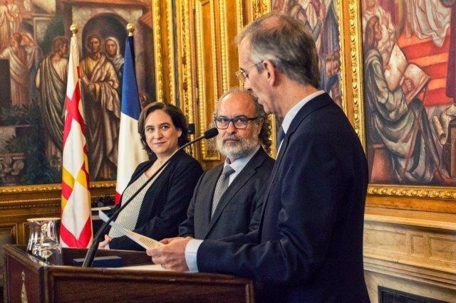 Recasens nomenat Cavaller de l'Ordre Nacional del Mèrit de França
