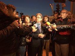 La Delegación del Gobierno en Cataluña no descarta que los marineros desaparecidos estén atrapados en el pesquero