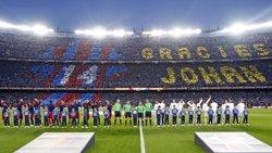 La junta directiva del FC Barcelona aprueba las acciones que el club llevará a cabo en memoria de Cruyff