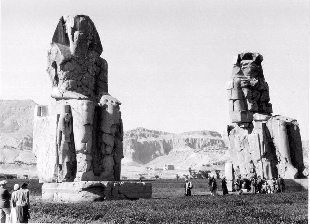Tesoros de Tutankamón.