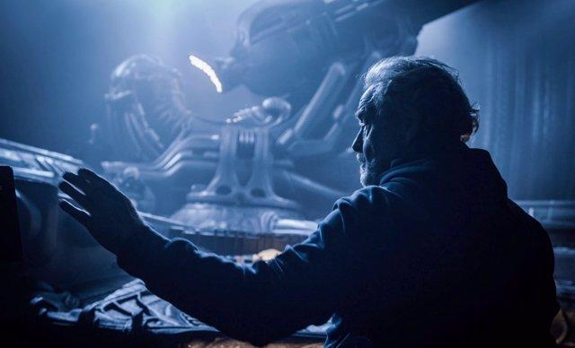 Ridley Scott, Alien Covenant