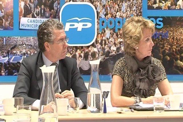La defensa de Granados pide la comparecencia de Aguirre