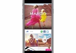 Els clients de Mango podran interactuar amb la música de les seves botigues a través de Shazam (MANGO)