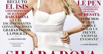 """Sharapova: """"Nadal me mostró su apoyo cuando todo ocurrió"""""""