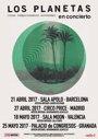 Foto: Los Planetas anuncian conciertos en Barcelona, Madrid, Valencia y Granada
