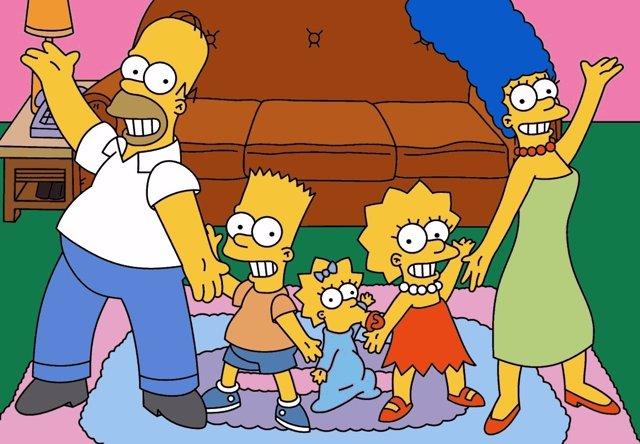 Los Simpson renuevan por dos temporadas más