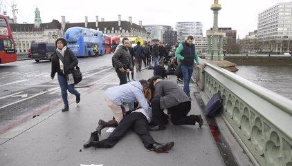 Ataque en Londres | Directo:  Se elevan a 4 las víctimas mortales del atentado