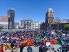 Los maestros de Bolivia convocan para este viernes un paro nacional