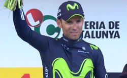 Valverde guanya amb autoritat a la Molina i no és líder per la discutida sanció (MOVISTAR TEAM)
