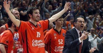 El Valencia Basket finiquita al Hapoel para certificar su quinta final de...