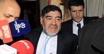 Maradona pide a los ecuatorianos que voten a favor de Moreno