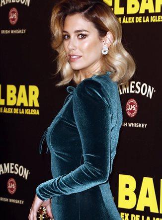Blanca Suárez brilla en el estreno de 'El Bar'