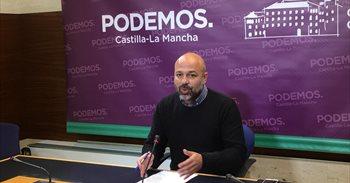 Podemos Castilla-La Mancha celebrará su asamblea ciudadana el 14 de mayo