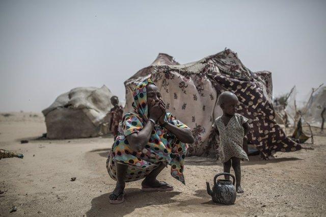 Campo de refugiados de Kindjandi (Níger)