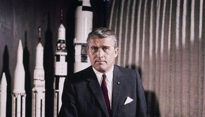 Wernher Von Braun nació hace 105 años: siete citas imprescindibles