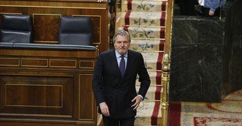 Méndez de Vigo confirma un decreto ley para el 31 de marzo para que las...